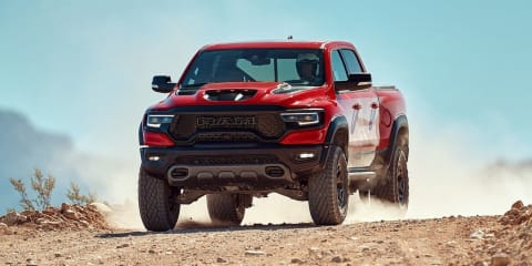 2021 Ram 1500 TRX supercharged V8 is go for Australia!