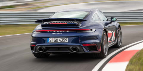 2021 Porsche 911 Turbo S  review