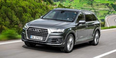 2016 Audi Q7 - first drive
