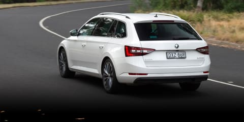 2019 Skoda Superb 162TSI wagon review