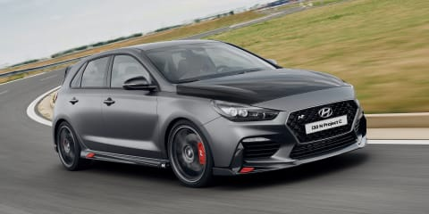 2020 Hyundai i30 N Project C revealed, not for Oz