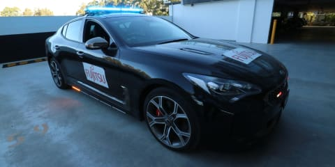 Kia developing neater tech for emergency services