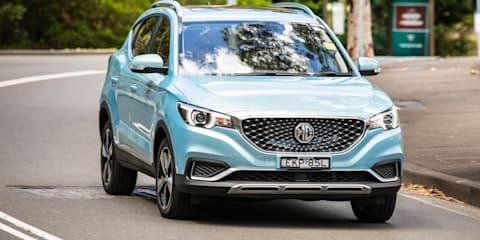 2021 MG ZS EV review