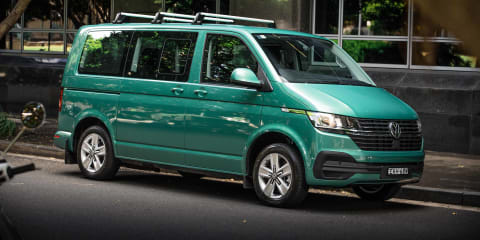2021 Volkswagen Multivan Comfortline Premium review