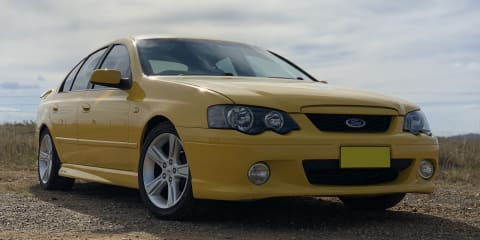 2005 Ford Falcon XR6 review