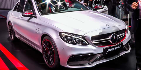 2014 Mercedes AMG C63 - first look