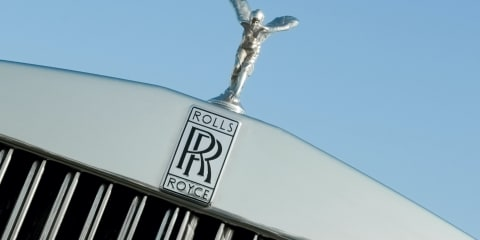 New Rolls-Royce Ghost will be all-wheel-drive