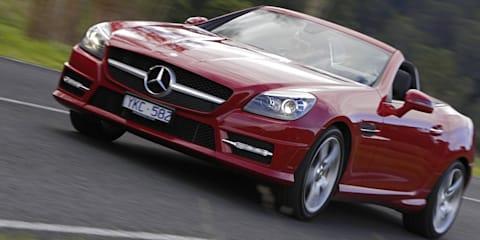 Mercedes-Benz SLK, S-Class fuel filter recall
