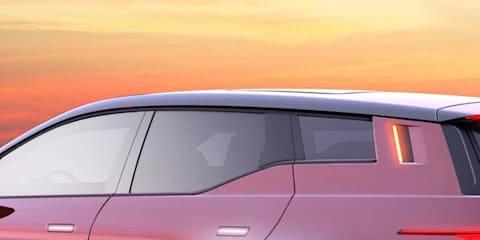 Fisker electric crossover reveal set for December