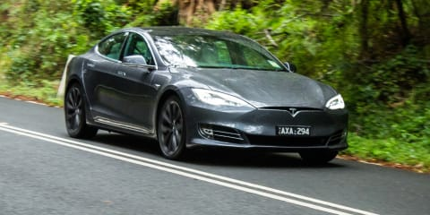 Tesla's 'Cheetah Stance' launch control coming to Australia