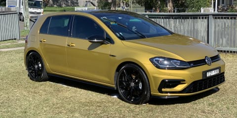 2019 Volkswagen Golf R Special Edition review