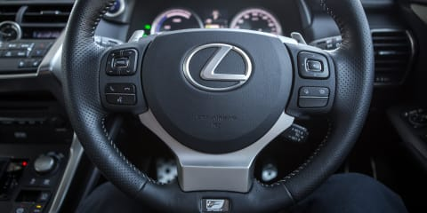 Lexus sedans must evolve to survive, says executive