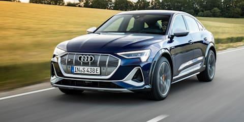 2021 Audi E-Tron S Sportback review