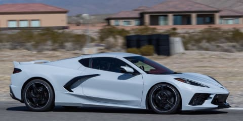Electric Corvette: fresh rumours after E-Ray badge is trademarked again