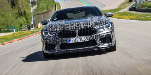 2020 BMW M8 to get adaptive braking system
