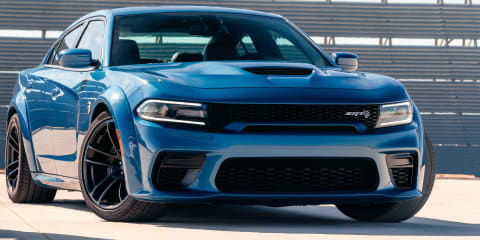 2020 Dodge Charger Widebody unveiled