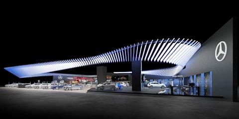 Mercedes-AMG A35 L confirmed for Shanghai