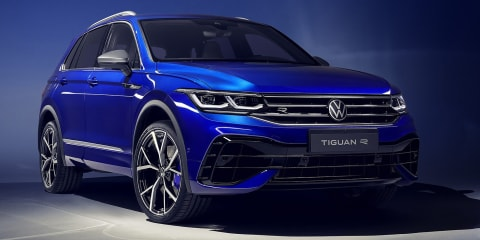 2021 Volkswagen Tiguan R revealed as flagship of new-look range