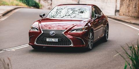 2021 Lexus ES300h Luxury review