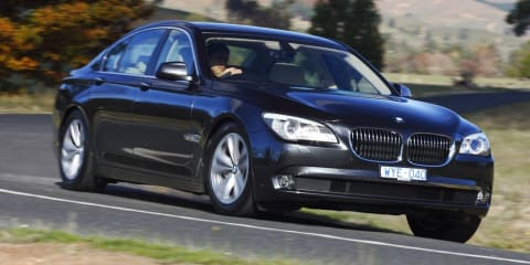 BMW 7 Series sips fuel like small car