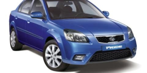 Kia Rio to get update this year