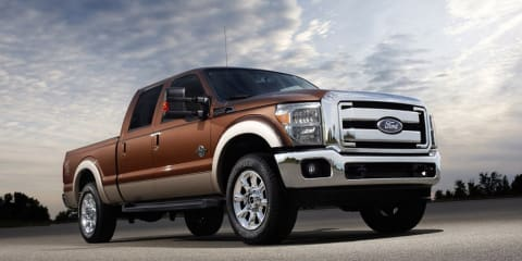 Ford Motor Co records $US6.6 billion profit in 2010