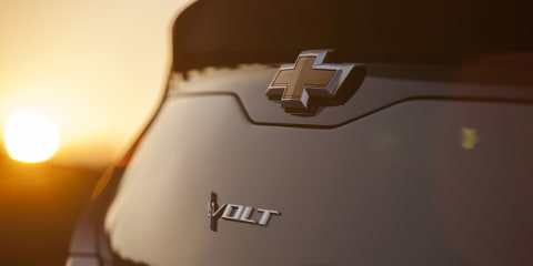 2016 Chevrolet Volt teased ahead of 2015 Detroit auto show debut
