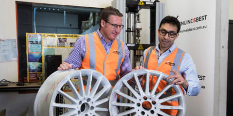 FCAI lab tests reveal dangers of dodgy imitation wheels - UPDATE
