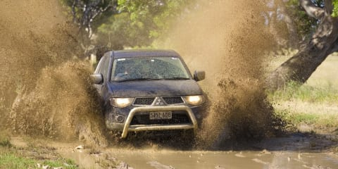 Mitsubishi Triton Review & Road Test