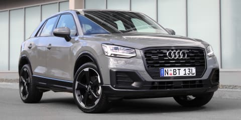 Audi Q2 2.0 TFSI arrives from $48,500