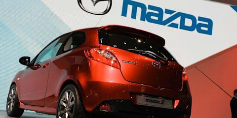 Mazda2 three-door 2008 Geneva Motor Show