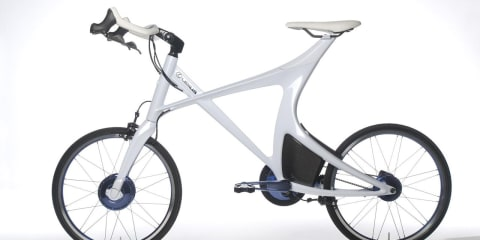 Lexus Hybrid Bicycle latest L-finesse concept model