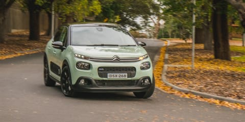 2018 Citroen C3 recalled