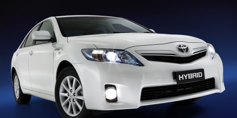 10,000 Toyota Camry Hybrids - ambitious or genius?