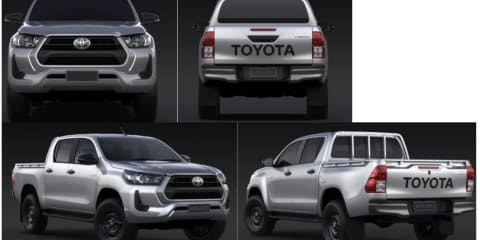 Exclusive: 2021 Toyota HiLux, every detail listed in leaked document