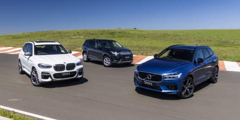 2021 Drive Car of the Year – Best Medium Luxury SUV