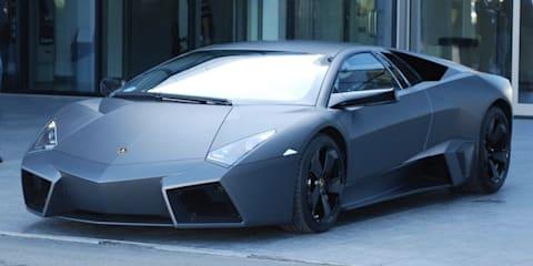 Lamborghini Reventon: $2 million supercar for sale