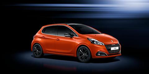 2015 Peugeot 208 revealed with minor styling tweaks - UPDATE