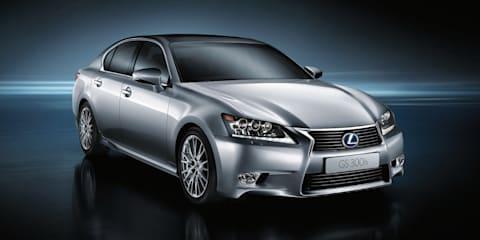 Lexus GS300h: cheaper hybrid a chance for Australia