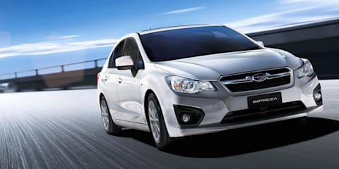 2014 Subaru Impreza cut to $23,990 driveaway