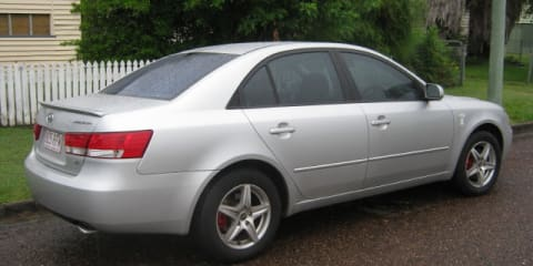 2005 Hyundai Sonata Elite Review