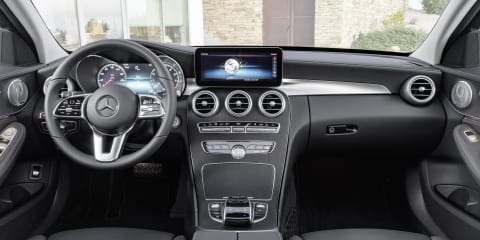 2018 C-Class: Why the mid-size Mercedes-Benz misses MBUX
