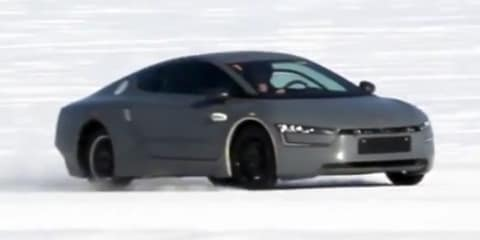 Volkswagen XL1 prototype video