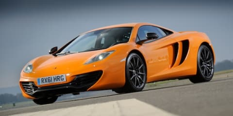 McLaren MP4-12C: free power upgrade coming