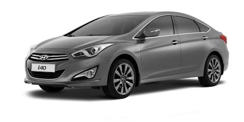 2012 Hyundai i40 under consideration for Australia