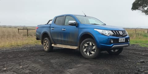 2017 Mitsubishi Triton Exceed review