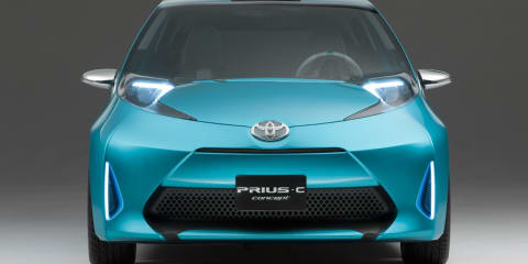 Toyota Prius c Concept coming to the 2011 Australian International Motor Show