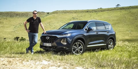 Hyundai Santa Fe: Review, Specification, Price | CarAdvice