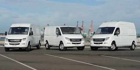 2015 LDV New Cars