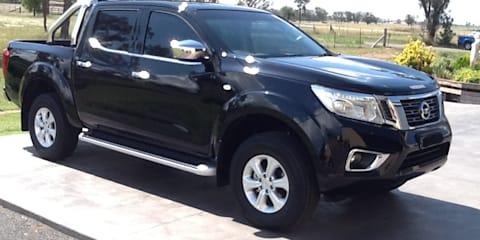 2015 Nissan Navara ST (4x4) review